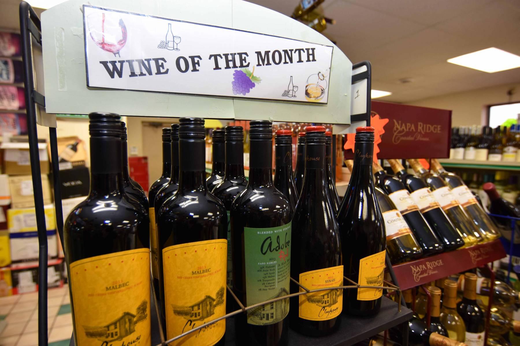 Northern Wisconsin Beer, Wine & Liquor Store | Rocky's Service